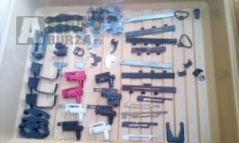 Prodám  díly AK 47 / 74 - 2
