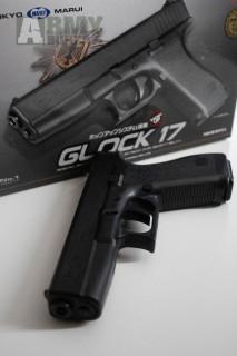 Prodám Glock 17 manuální ideální pro začátečníky