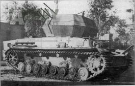 Prodám Flakpanzer 4 cm