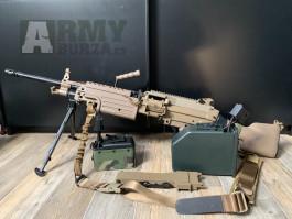 M249 A&K nová!!