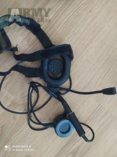 2 x vysilačka + taktické sluchátko