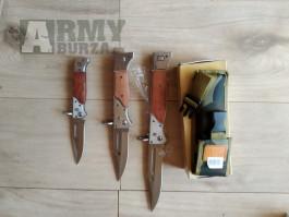Vystřelovací nůž ak47