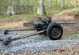 US protitankový kanon  M3 2WW