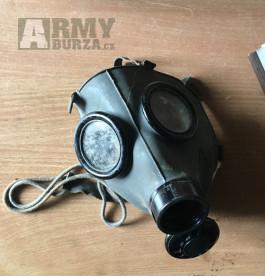 Plynové masky z 50 let