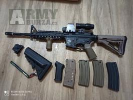 M4 specna arms+upgrade
