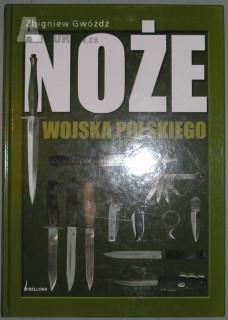 Kniha Nože Vojska Polskiego