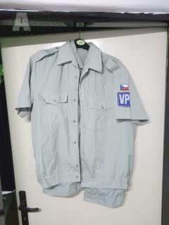 vojenská policie košile
