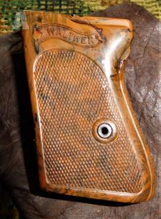 Walther PPk originální střenky