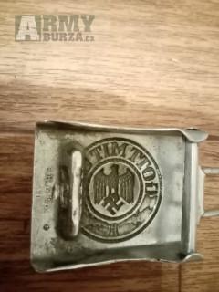 Přezka Wehrmacht