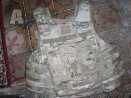 MC Multicam IOTV gen.3 Medium vesta Taktická vesta US