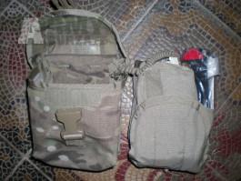 MC IFAK osobní lékárna CAT multicam Molle  US Army