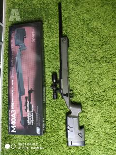M40A3 Mcmilian od Asg