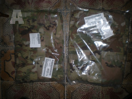 OCP L6 a L5 LR Scorpion Jacket SOFT SHELL a Gen 3 Layer 6 cold weather