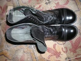 Corcoran jump boots model 1500 výsadkářské boty 8E made U.S.A