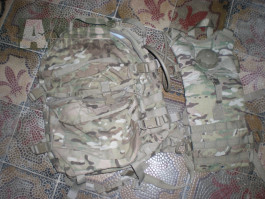 MC multicam ASSAULT pack molle 2 batoh od EAGLE,  waist pack