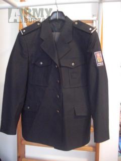 Slavnostní oblek PČR