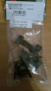 Díly RA-TECH nové za polovinu (AK,M14,masada)