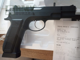 Airsoft Pistole KP-09 (CZ-75)