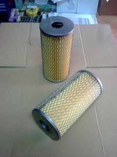 GAZ 66 Olejový filter a tesnenia.