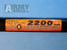 Baterie VB Power, Ni-mH 9,6 V