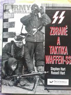 Zbraně a taktika Waffen SS
