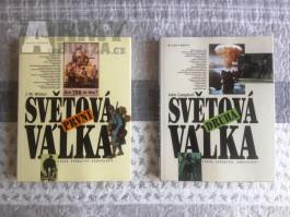 Knihy s tématikou I. a II. SV