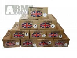 Koupím  britské dávky potravin