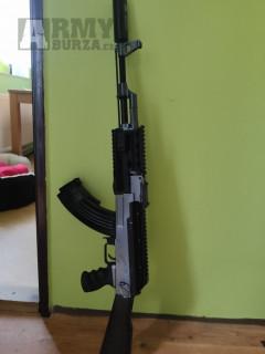 Prodám AK 47 Tactical RIS 2 baterie 2 zásobníky