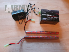 2x Akumulátor VB AK 8,4V, 1600 mAh, VB Power