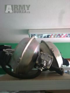 GAZ 66 Posilovač s valčekom kompl.