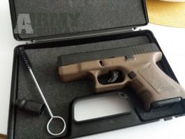 Plynová pistole Bruni minigap 9mm PA blanc