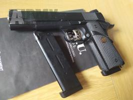 Colt 1911 R27, 2 zásobníky, kydex