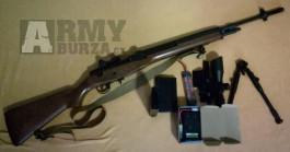 airsoft puška m-14