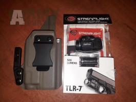 Streamlight TLR-7 první model