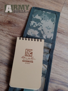 All wheather zápisník