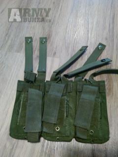 Pouzdro na zásobníky M4