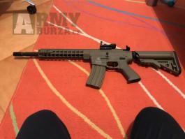 Colt M4 KEYMOD Sportline (LT-12K Gen.2) - TAN - Lancer Tactical - Airsoft