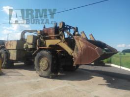 DOK-M Diesel elektrický vojenský nakladač