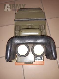 Infrahled pro řidiče tanku TVN-2