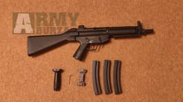 MP5A4, RIS Cyma CM.041B