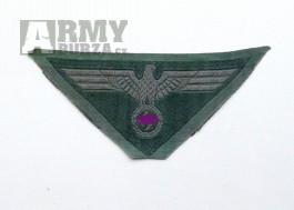 Originál nášivka na uniformu Wehrmacht orlice M44