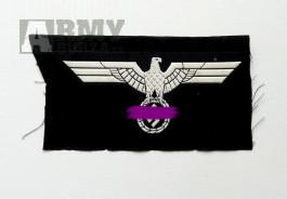 Originál nášivka orlice na tankistickou uniformu M35 panzer