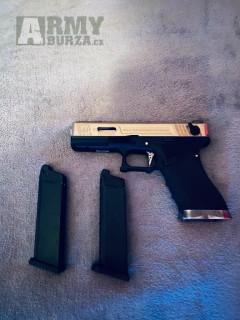 G-Force 18C - Zlatá [WE]