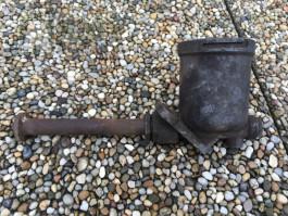 Pumpa centrálního mazání