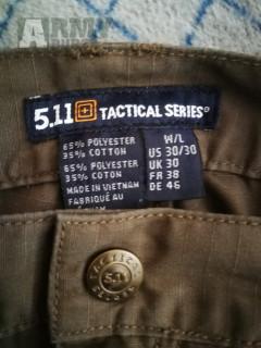 Taktické kalhoty 5.11