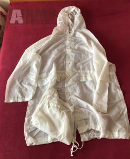 Britský snow camo převlečník na 190  až 200 cm