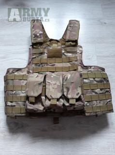 Nosič plátů (vesta)