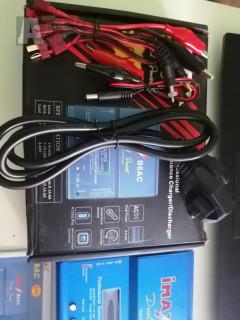Nabíječ Imax B6AC 220V/12V + dýmovnice RGD 2