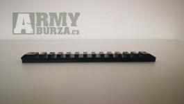 Montážní lišta 22mm Airmagnum 850