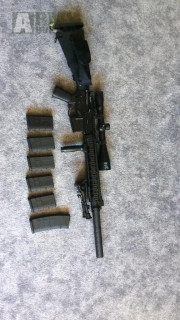 M16 P&J 145m/s